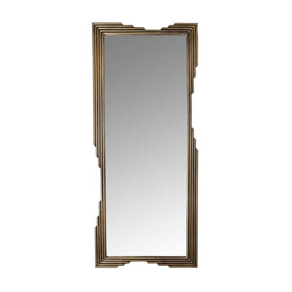 Richmond Interiors Spiegel Carlos (Brushed Gold) Brushed Gold Woonaccessoire