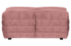 WOOOD Bag Hocker Fluweel Roze Pink Eetkamerstoel