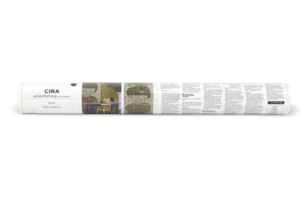 WOOOD Cira Posterbehang Excl Paneel Multi 250x150cm Multi Woonaccessoire