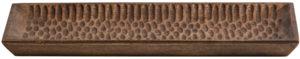WOOOD Devan Dienblad Hout Bruin 35x15cm Brown Woonaccessoire