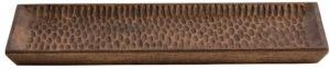 WOOOD Devan Dienblad Hout Bruin 40x20cm Brown Woonaccessoire