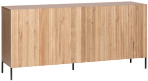 WOOOD Gravure Dressoir Eiken Naturel Natural Kast