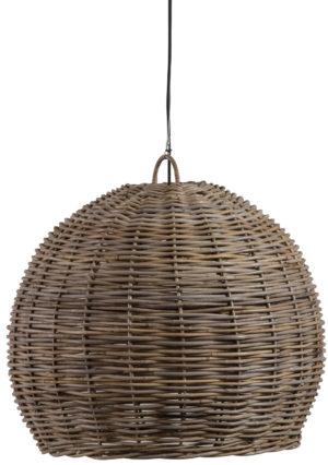 WOOOD Mooze Hanglamp Rotan Naturel Ø60cm Natural Lamp