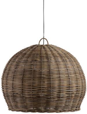WOOOD Mooze Hanglamp Rotan Naturel Ø80cm Natural Lamp