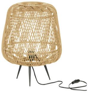 WOOOD Moza Tafellamp Bamboe Naturel Natural Lamp