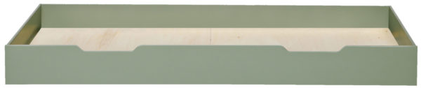 WOOOD Nikki Matras / Bedlade Grenen Jadegroen Jade green Ledikant