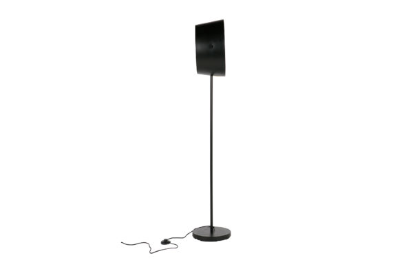 WOOOD Pien Staande Lamp Metaal Zwart Black Lamp