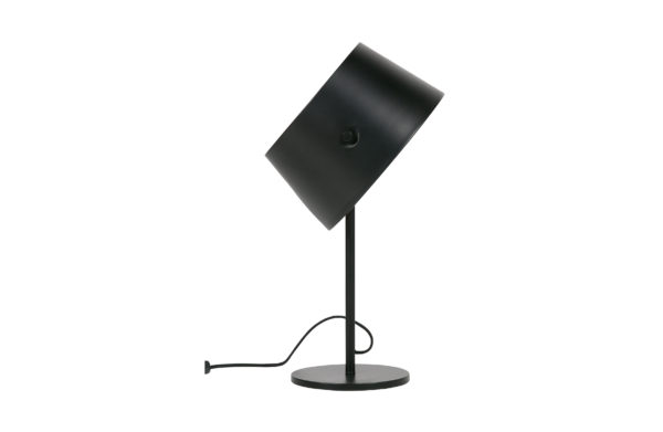 WOOOD Pien Tafellamp Metaal Zwart Black Lamp