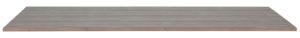 WOOOD Tablo Tafelblad Geborst. Grenen Smoke On Pine 180x90 Smoke Eettafel