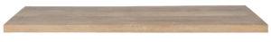 WOOOD Tablo Tafelblad Mango 180x90 White wash Eettafel
