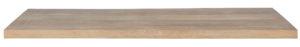 WOOOD Tablo Tafelblad Mango 200x90 White wash Eettafel