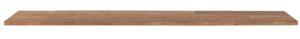 WOOOD Tablo Tafelblad Teak 200x90 Natural Eettafel