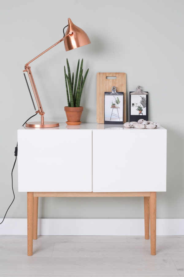 Zuiver Cabinet High On Wood 2Do  Kast