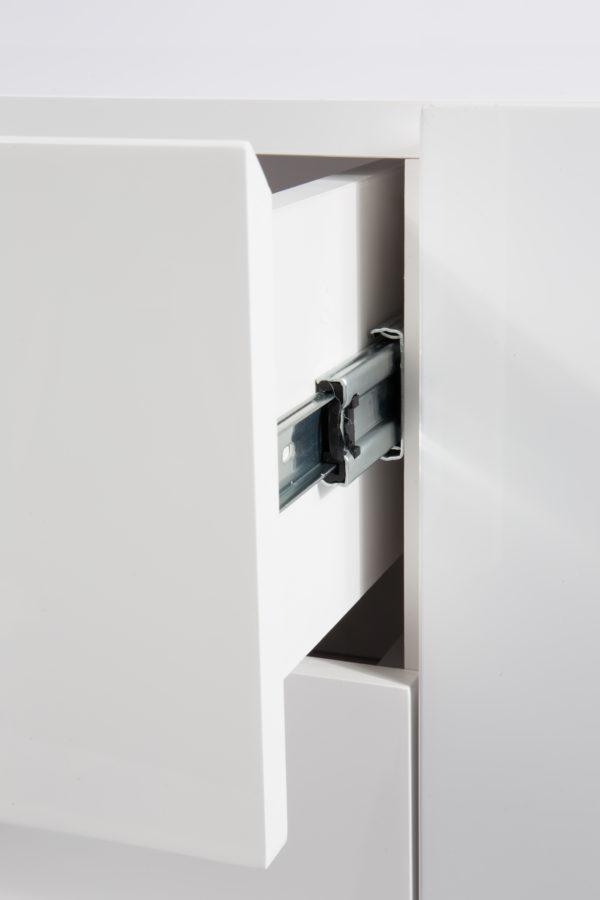 Zuiver Cabinet High On Wood 2Dr 2Do  Kast