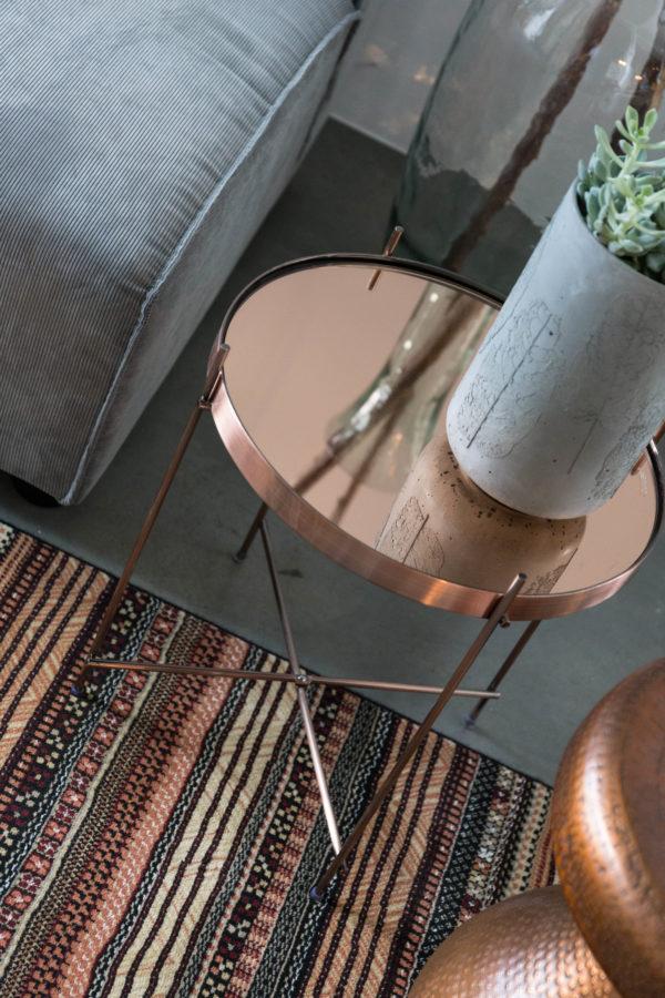 Zuiver Carpet Nepal 67X245 Dark  Vloerkleed