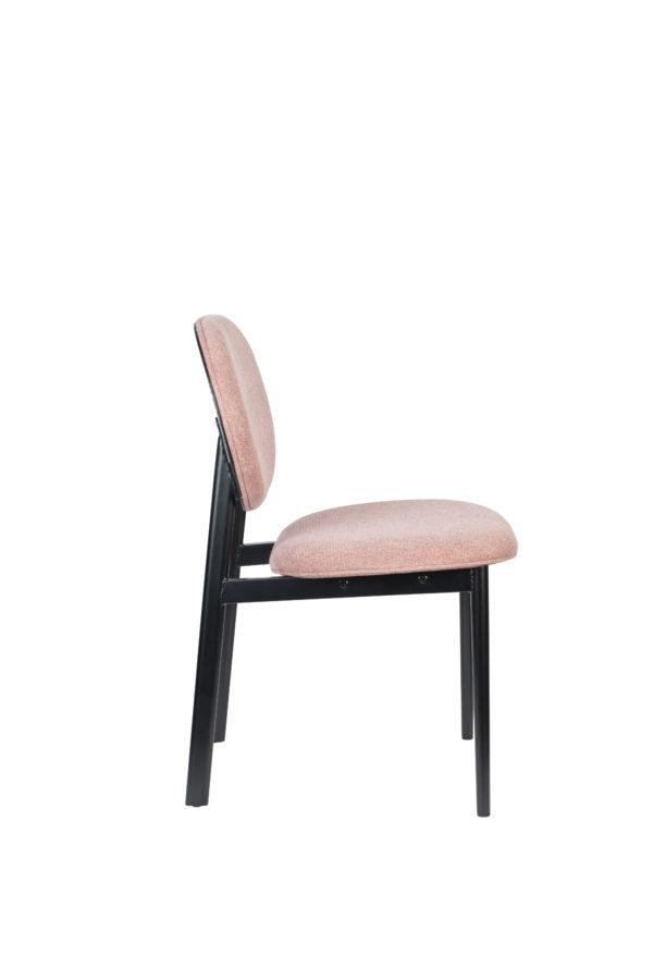Zuiver Chair Spike Grey  Eetkamerstoel
