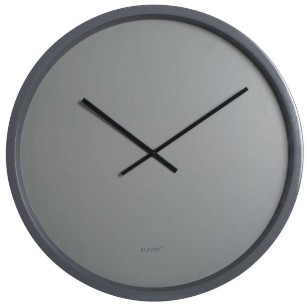 Zuiver Clock Time Bandit Grey/Grey  Klok
