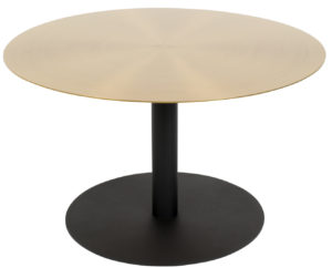 Zuiver Coffee Table Snow Brushed Brass  Salontafel
