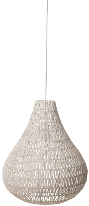Zuiver Pendant Lamp Cable Drop White  Hanglamp