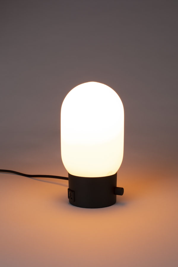 Zuiver Table Lamp Urban Charger Black  Tafellamp