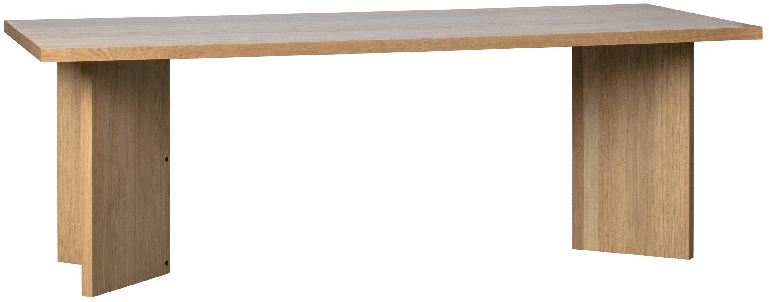 Angle Eettafel - Eiken