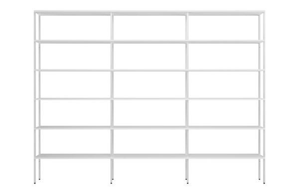 vtwonen Rack Variant 4 Metaal Wit White Woonaccessoire