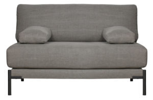 vtwonen Sleeve Loveseat Vintage Middengrijs Grey Bank