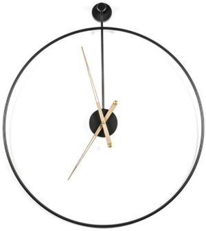 Sundial small - black By-Boo Woonaccessoire 210084