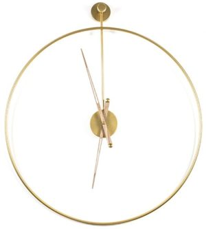 Sundial small - gold By-Boo Woonaccessoire 210085