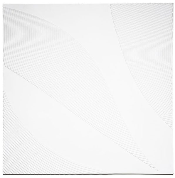 Tazi large square - white By-Boo Woonaccessoire 210129