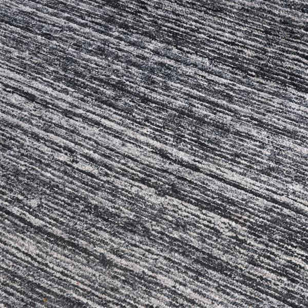 COCO maison Aldo karpet 190x290cm - antraciet  Vloerkleed
