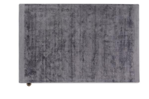 COCO maison Broadway karpet 160x230cm - antraciet  Vloerkleed
