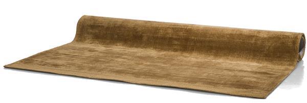 COCO maison Broadway karpet 160x230cm - geel  Vloerkleed