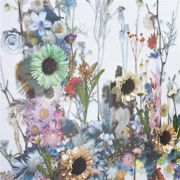 COCO maison Fairy Garden wandobject 50x104cm  Wanddecoratie