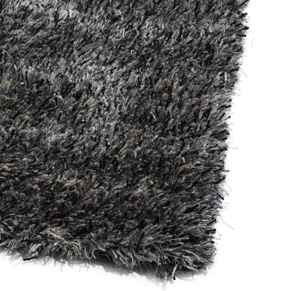 COCO maison Paris karpet 190x290cm - antraciet  Vloerkleed