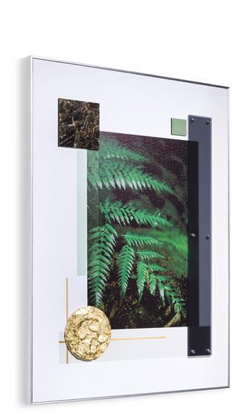 COCO maison Pygmy 3D wandobject 75x100cm  Schilderij