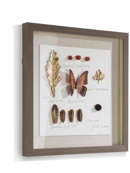COCO maison Treasures wandobject 50x50cm  Wanddecoratie