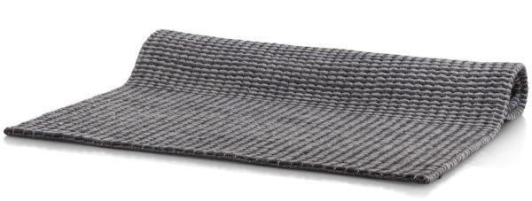 COCO maison Vera karpet 190x290cm - antraciet  Vloerkleed