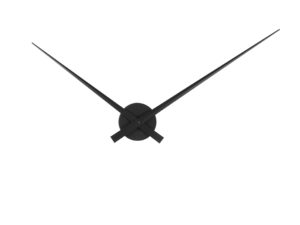 Wall Clock Little Big Time - Black Karlsson Klok KA450050