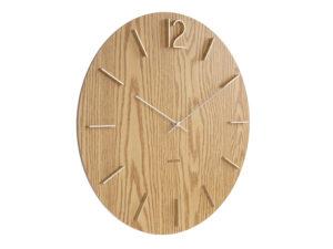 Wall Clock Meek - Walnut Karlsson Klok KA5697WD