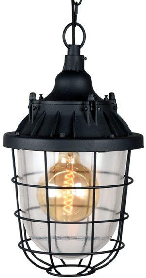 LABEL51 Hanglamp Seal - Zwart - Metaal Zwart Hanglamp