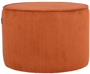 LABEL51 Poef Tibo - Rust - Ribcord Rust Poef