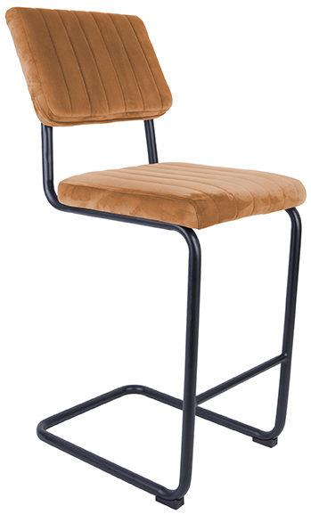 Bar Stool Keen - Terracotta orange Leitmotiv Woonaccessoire LM1934OR