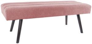Bench Explicit - Faded pink Leitmotiv Woonaccessoire LM1931PI