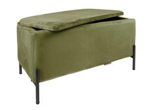 Bench Snog XL - Olive green Leitmotiv Woonaccessoire LM1988OG
