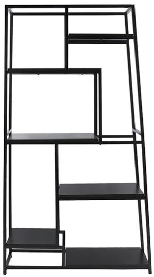 Book Shelf Fushion - Black Leitmotiv Woonaccessoire LM1376