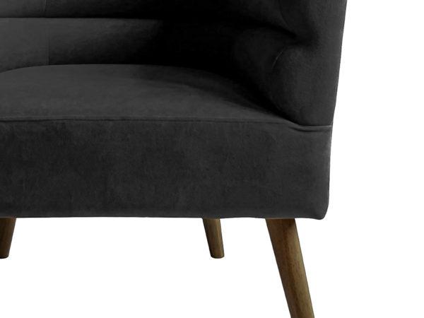 Chair Explicit - Black Leitmotiv Woonaccessoire LM1929BK