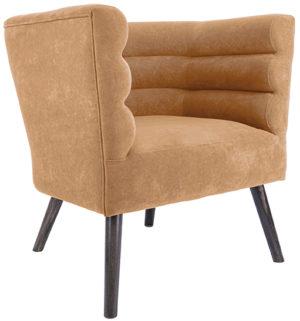 Chair Explicit - Ochre yellow Leitmotiv Woonaccessoire LM1929BR
