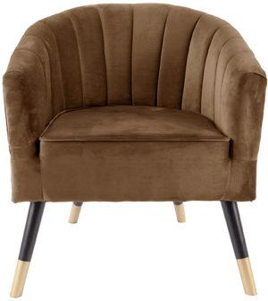 Chair Royal - Dark brown Leitmotiv Woonaccessoire LM1851DB