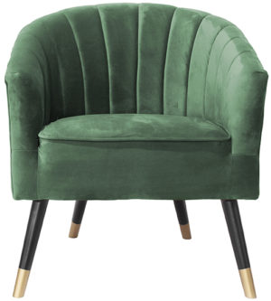 Chair Royal - Dark green Leitmotiv Woonaccessoire LM1851GR